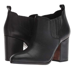Kelsi Dagger Brooklyn West Leather Booties Sz 5.5